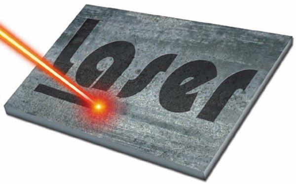 Gravure Laser Sur Bois - Technique de marquage, sérigraphie, gravure, tampographie