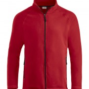 Polaire-Homme-rouge
