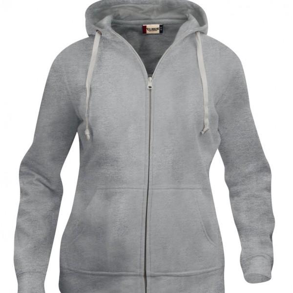 Sweatshirt Femme à capuche zippé