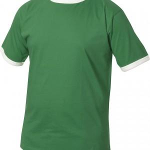 Tee Shirt Unisexe Bicolore