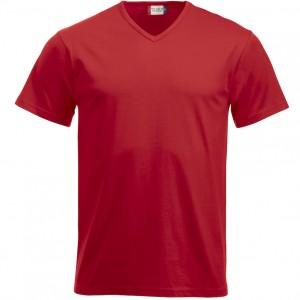 Tee Shirt Unisexe Col V