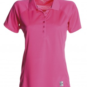 Polo Technique Femme rose