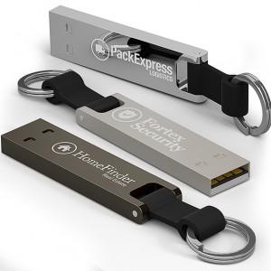Clé USB élégante métal