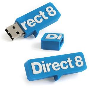 Clé USB 2D 1