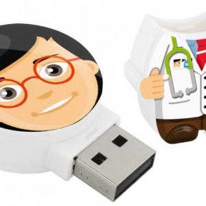 Clé USB personnage 1