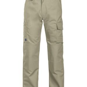 Pantalon multipoches technique beige