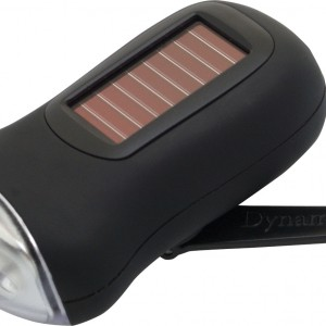 Lampe solaire dynamo
