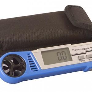 Thermo hygro anémomètre