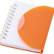 bloc-notes-A7-noir-orange