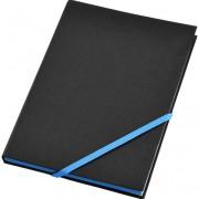 bloc-notes-bicolore-bleu