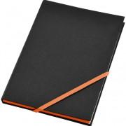 bloc-notes-bicolore-orange