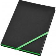 bloc-notes-bicolore-vert