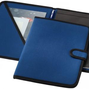 conférencier scratch bleu