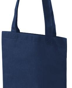 sac shopping montaigne bleu marine